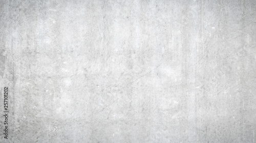 Fototapety, obrazy: Texture of old gray concrete wall for background