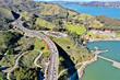 Golden Gate Bridge in San Francisco aus der Luft fotografiert mit DJI Mavic 2 Drohne