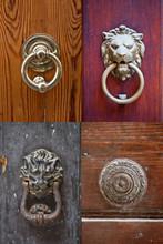 Ancient Italian Door Knockers ...