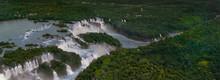 Cascate  Iguasu Vista Aerea