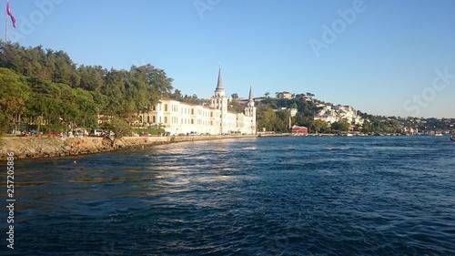Fotografia  Panoramic view of Istanbul