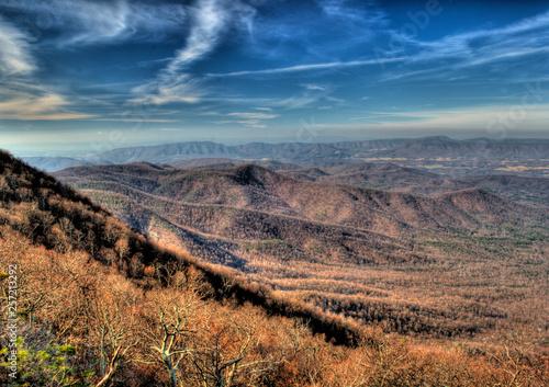 Photo Arnold Valley in Autumn, Virginia