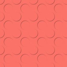 Polka Dots Seamless Pattern. 3...
