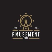 Amusement Park Logo Design Inspiration