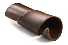 Chocolate Shaving Curl Roll, P...