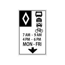 USA Traffic Road Signs.this La...