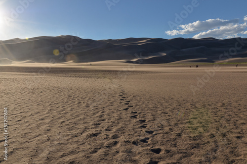 Αφίσα  sunset at Great Sand Dunes National Park and Preserve (Saguache county, Colorado