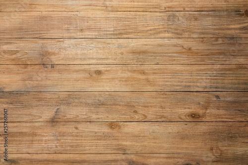 Obraz brown wood texture, dark wooden abstract background. - fototapety do salonu