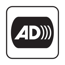 Audio Description Symbol