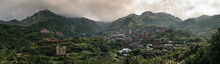 Panorama Of Jioufen