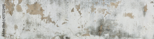 Obraz Cement wall background. Texture placed over an object to create a grunge effect for your design. - fototapety do salonu