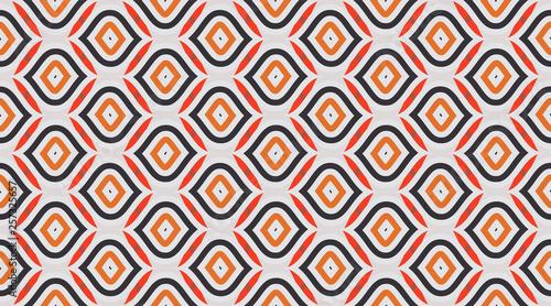 Fotografija Seamless pattern geometric