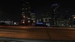 Time lapse footage of the downtown Dallas city skyline.