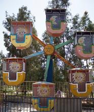 Small Ferris Wheel.