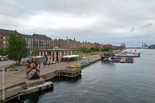 Photo Islands Brygge, Denmark