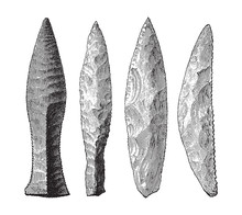 Stone Age Tools Collection / V...