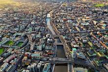Dublin - Luftbilder Von Dublin...
