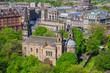 Leinwanddruck Bild - St. Cuthbert Kirche in Edinburgh/Schottland