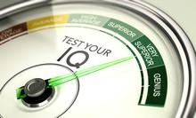 IQ Test Result, Very Superior ...