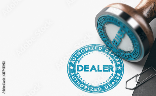 Photo Authorized Dealer or Retailer Certification.