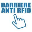 Logo barrière anti rfid.