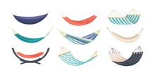 Collection Of Hammocks Of Diff...