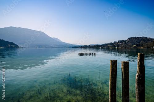 Fotografia  Au bord du lac d'Aiguebelette