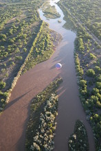 Hot Air Balloon Ride In NM Ove...