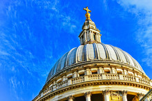 View Of St. Paul's Cathedral O...