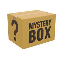 Mystery Box Isolated