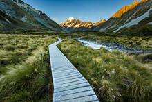 Mountain Trail Towards Mount C...