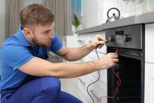 Professional Serviceman Repair...