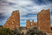 Hovenweep Castle, Hovenweep National Monument, Utah, USA