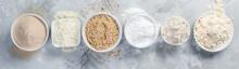 Gluten Free Concept - Selectio...