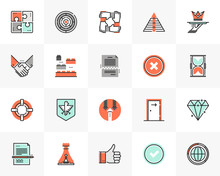 Business Symbols Futuro Next Icons Pack