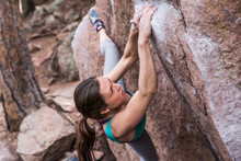 Flexible And Strong Female Cli...