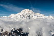 Alaska Range Over Denali Natio...