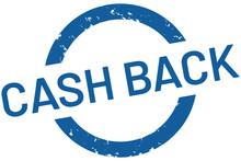 Vector Button Cash Back
