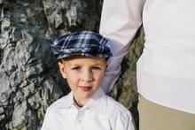 Portrait Of A Kindergarten Boy...