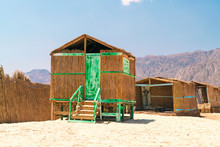 Straw Huts For Accommodation I...