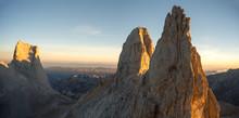 Rocky Mountain Peaks, Naranjo De Bulnes, Spain
