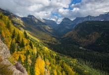 Scenic Landscape Of Mountains ...