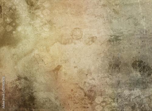 Destroyed background Fototapeta
