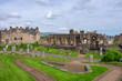Der historische Friedhof von Stirling