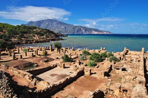 Foto op Aluminium Algerije Tipaza, Algeria, Ancient Rome, Africa