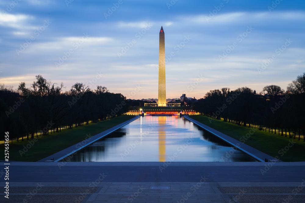 Fototapety, obrazy: Washington Monument