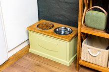 Doggie Dining Table