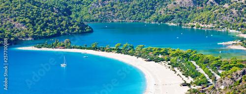 Photo oludeniz beach Turkey