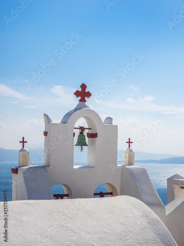 Oia Santorini Grecja
