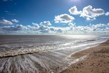 The Coast At Aldeburgh